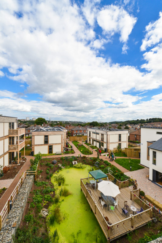 Cohousing in the UK