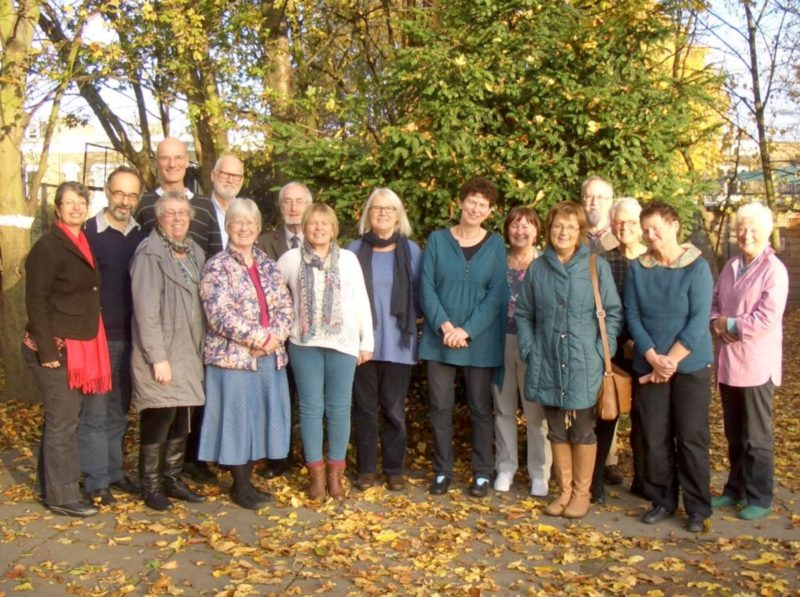 Cannock Mill cohousing group