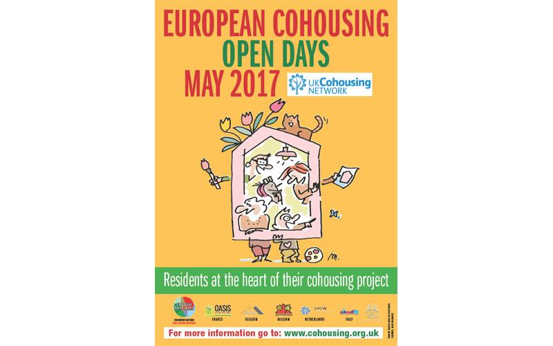 European Cohousing Open Days - May 2017