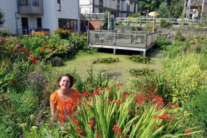 LILAC cohousing site in Leeds