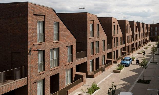Cohousing building