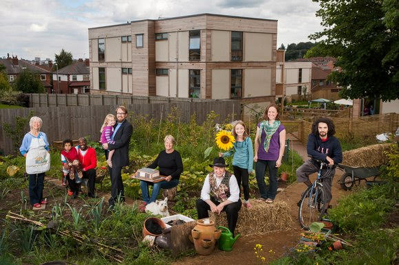 Join the Cohousing Movement