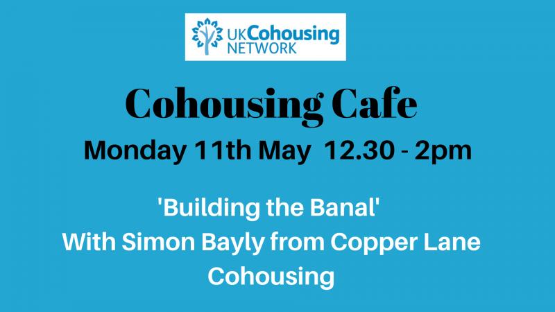 Cohousing Cafe