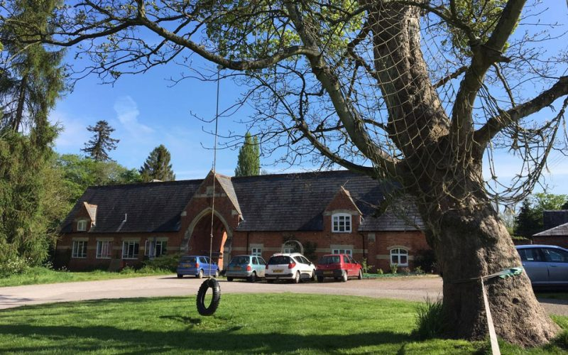 Cohousing in countryside