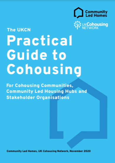 UK's  First Guide to Cohousing  Arrives
